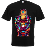 ЦИфровая печать на футболке.
